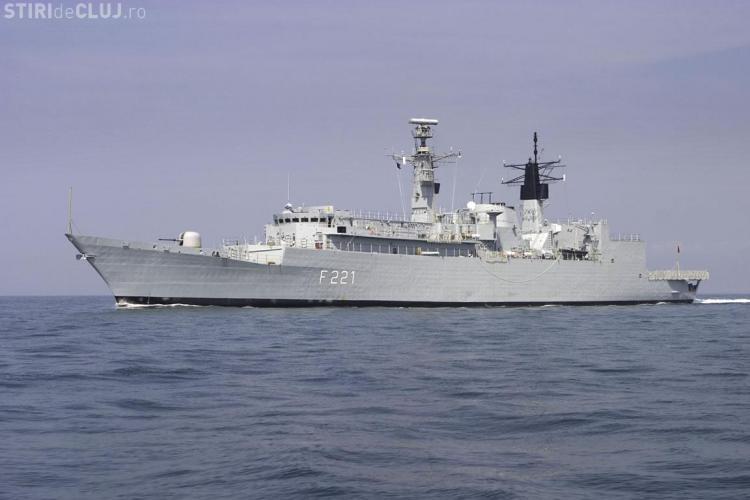 Romania participa la operatiunile din Libia