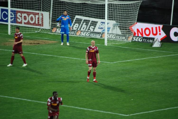 LIVE TEXT FC Brasov - CFR Cluj 2-2 Gol Distefano