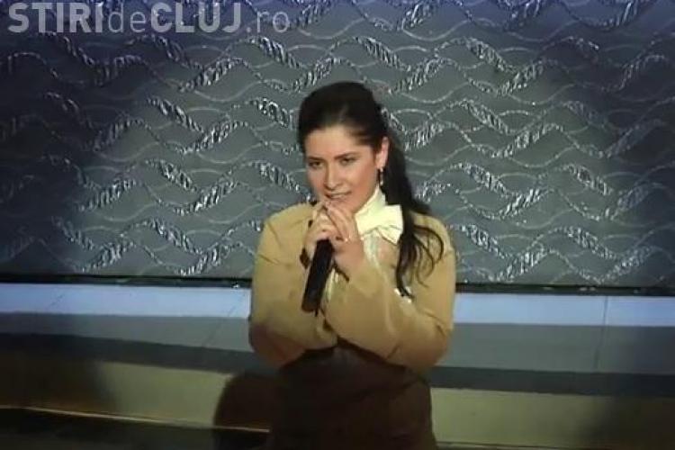 Mihaela Grindean, voce de senzatie la Studentii au talent, editia a IV-a - VIDEO
