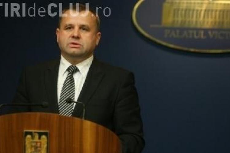 Ministrul Muncii, Ioan Botis, a demisionat in urma scandalului cu fonduri europene