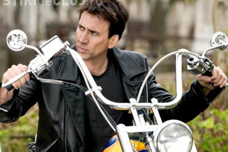 Nicolas Cage a fost arestat dupa ce si-a brucat sotia