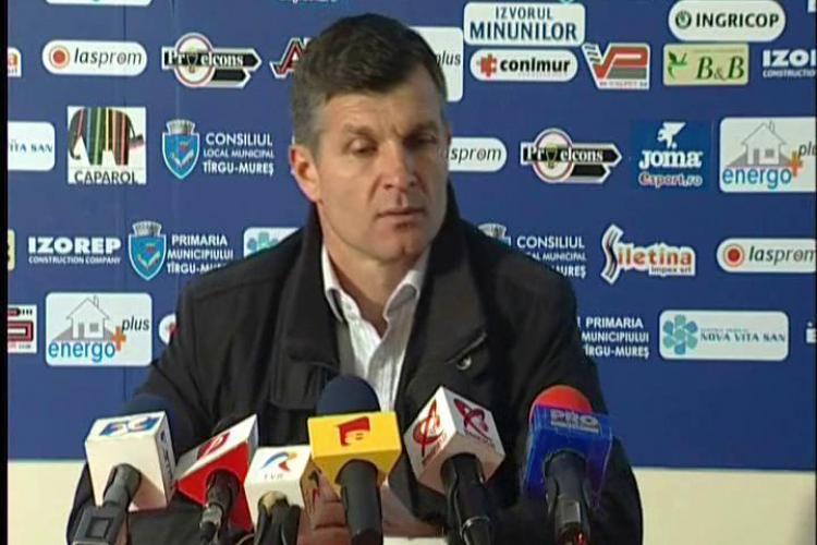 Vezi ce zice Sabau despre meciul CFR Cluj-U Cluj! - VIDEO