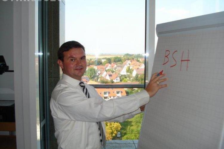 Andrei Stamatian, fiul prefectului de Cluj, numit prim-vicepresedinte la CEC Bank - EXCLUSIV