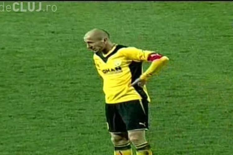 Gol Robert Ilyes! FC Brasov - CFR Cluj 1-1