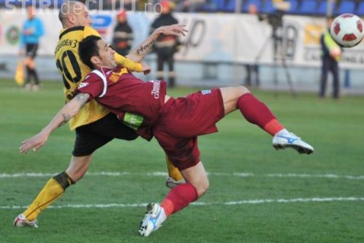 CFR Cluj la egalitate cu FC Brasov, 2-2! Clujenii sunt inca socati dupa egalul cu U Cluj VEZI golurile VIDEO