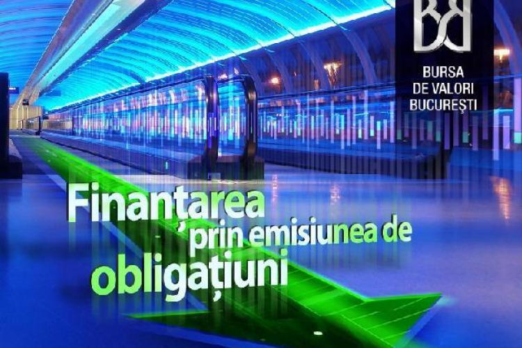 Expertii Bursei de Valori Bucuresti vorbesc la Cluj despre finantarea investiilor municipale prin piata bursiera
