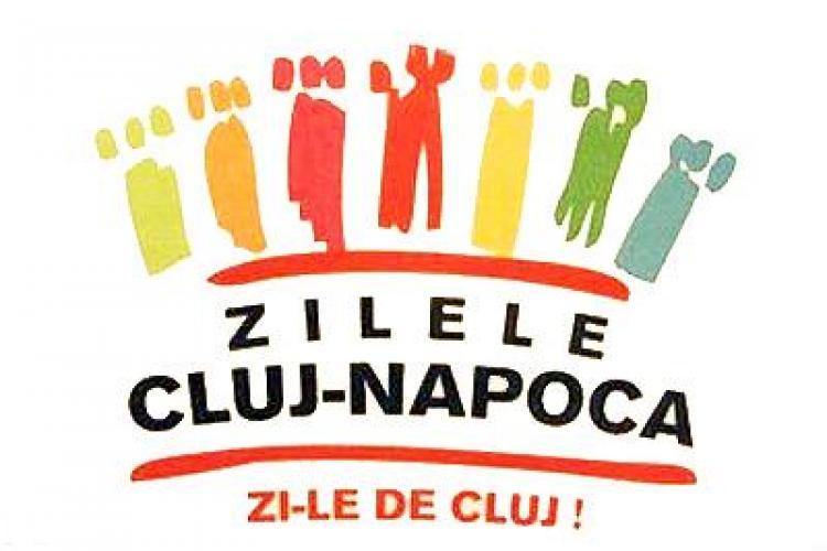 Primaria Cluj Napoca foloseste pentru Zilele Clujului un logo copiat?