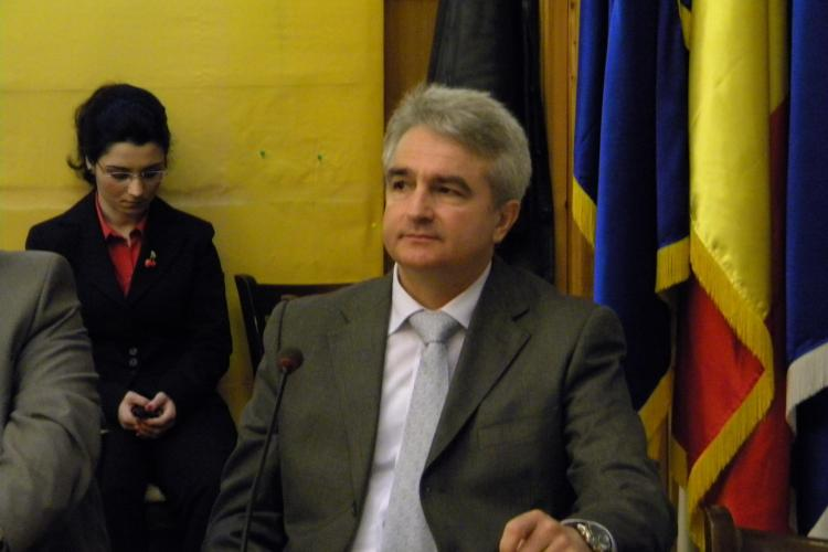 ACI Cluj, contract de 140.000 de euro fara licitatie, pentru amenajarea viitorului sediu al Consiliului Judetean Cluj - EXCLUSIV