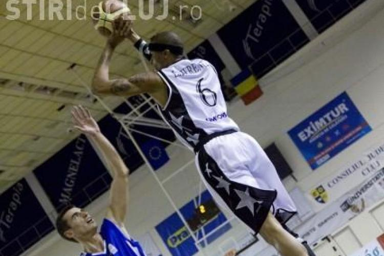 U Mobitelco s-a calificat in semifinale, dupa ce a trecut de CSU Sibiu cu scorul general de 3-0!