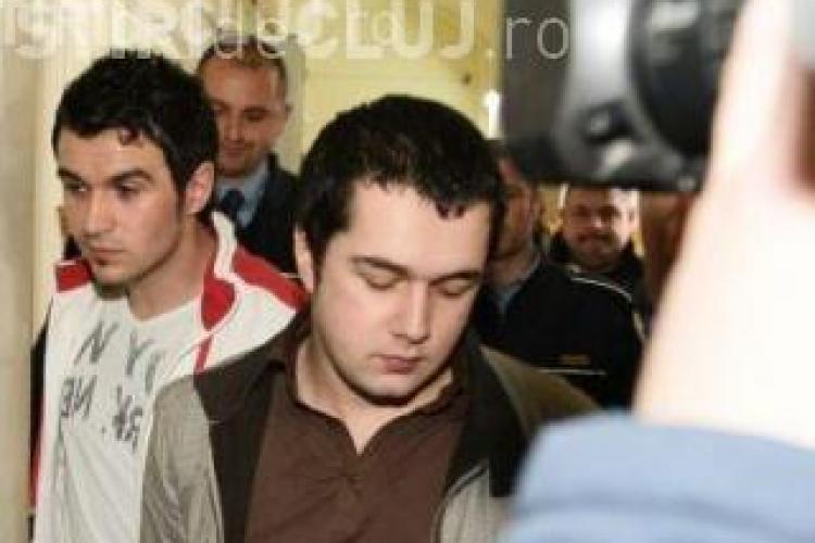 """Suspectii in cazul """"Jaf la Banca Transilvania"""" nu au fost eliberati: """"Isus a fost rastignit nevinovat, la fel suntem si noi"""""""