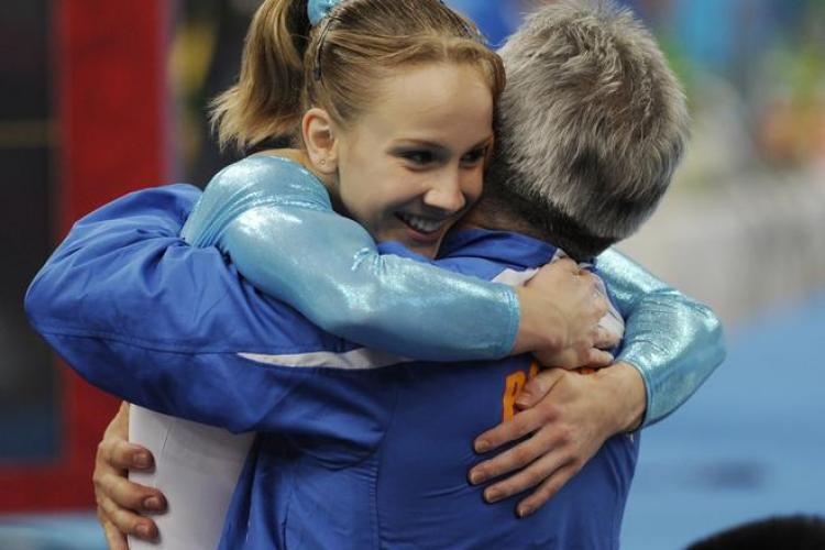 Doua medalii de aur pentru gimnastii romani la Campionatul European din Berlin
