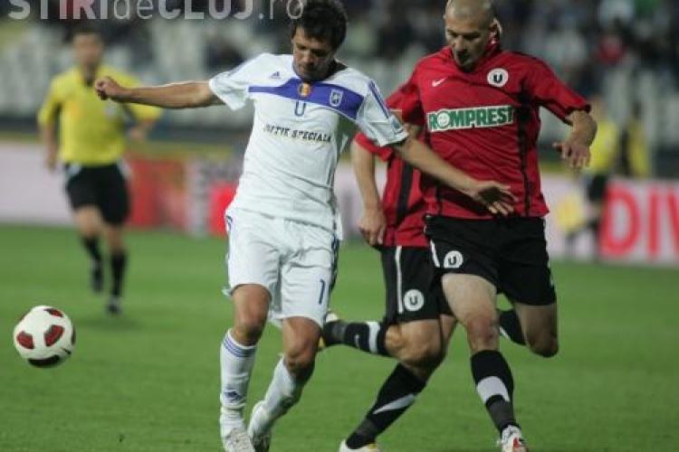LIVE TEXT U Cluj - Universitatea Craiova 3-0 - Vlad Morar a inscris un gol de senzatie - VEZI Golul
