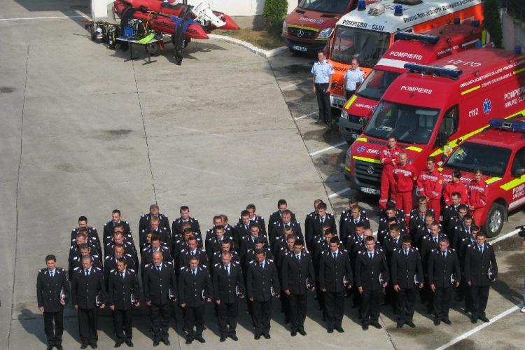 Pompierii si medicii SMURD din Cluj primesc autospeciale noi din fonduri europene!
