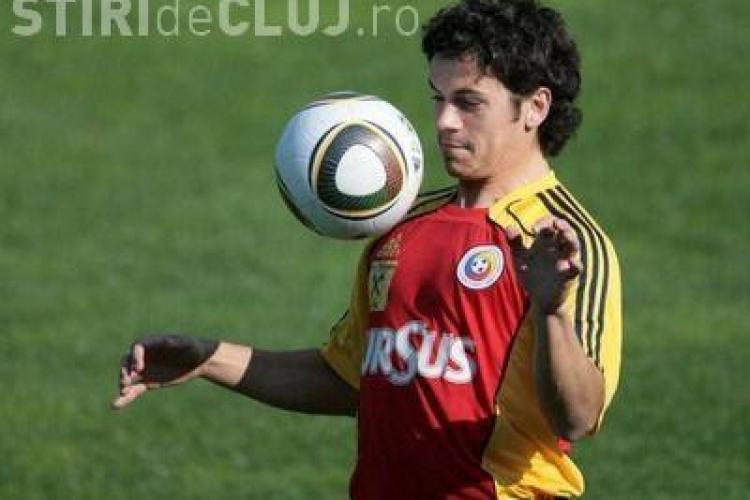 George Florescu se antreneaza cu U Cluj!