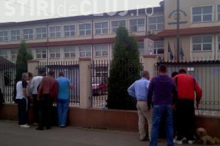 Un agent al Scolii de Politie din Cluj, aflat in timpul liber, a prins un hot