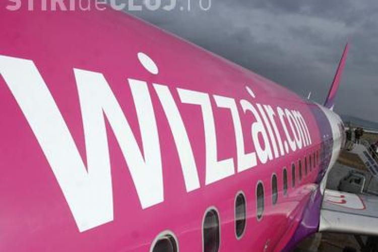 Wizz Air a primit 100.000 de euro de la Consiliul Judetean Mures, pentru a pleca de la Cluj