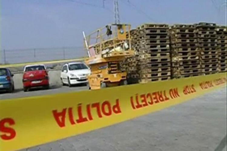 Un muncitor de la Coratim din Floresti a murit electrocutat - VIDEO