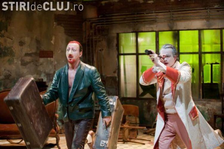 Sase nominalizari pentru Teatrul Maghiar de Stat din Cluj la Gala UNITER de luni seara