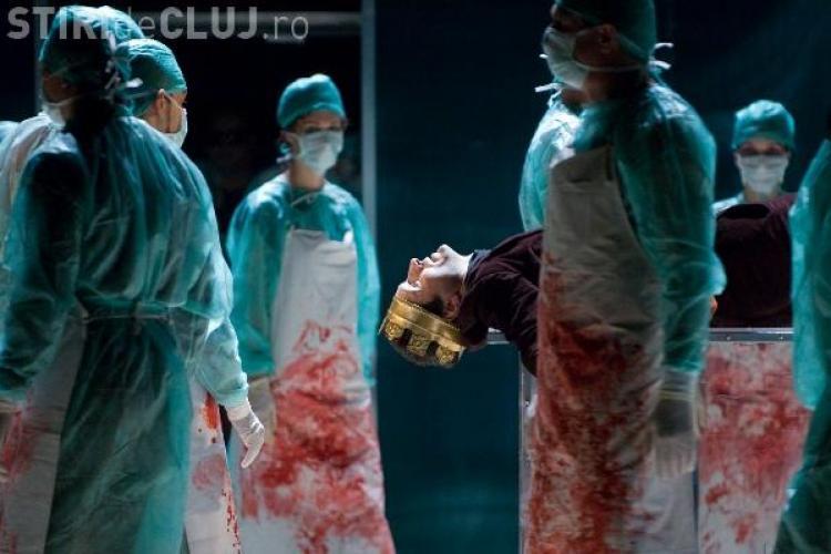 Actorii de la Teatrul Maghiar din Cluj merg in turneu cu Richard III in Coreea de Sud