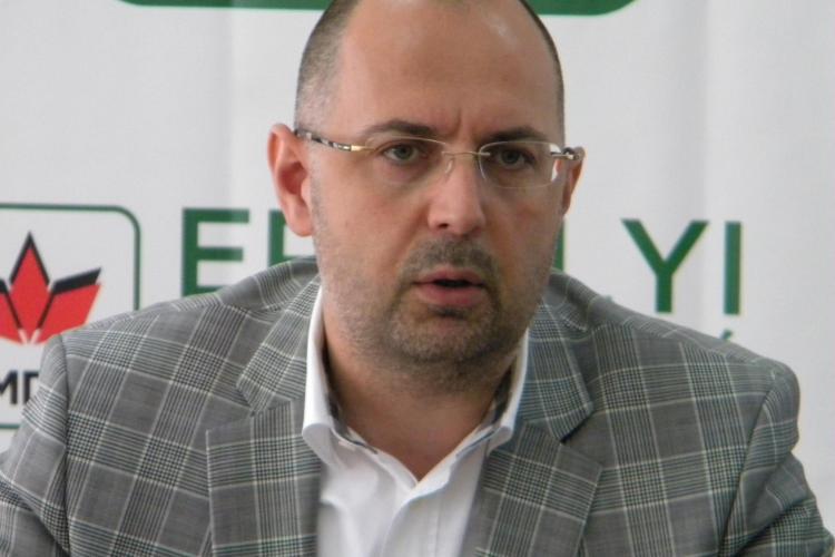 Ministrul Culturii, Kelemen Hunor, in razboi cu Ioan Piso: Eu l-am pus director la Muzeu in '97 si eu il pensionez - VIDEO