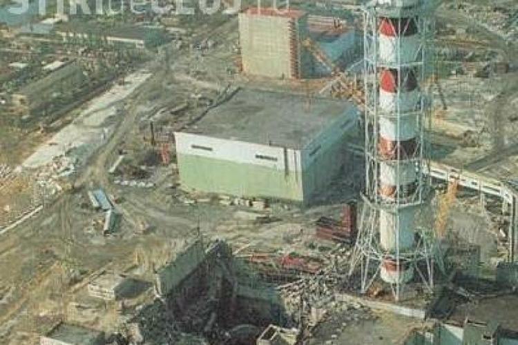 25 de ani de la accidentul de la Cernobil. Greenpeace estimeaza ca 100.000 de oameni au murit in urma contaminarii