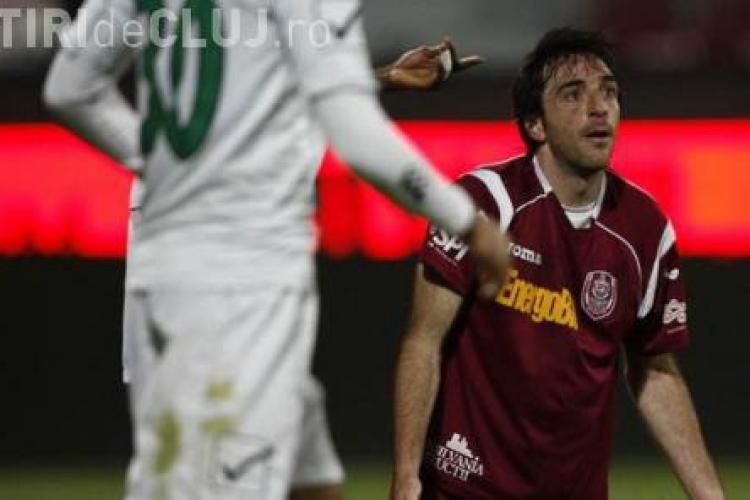 CFR Cluj castiga cu 3-1 la Unirea Urziceni! VEZI golurile