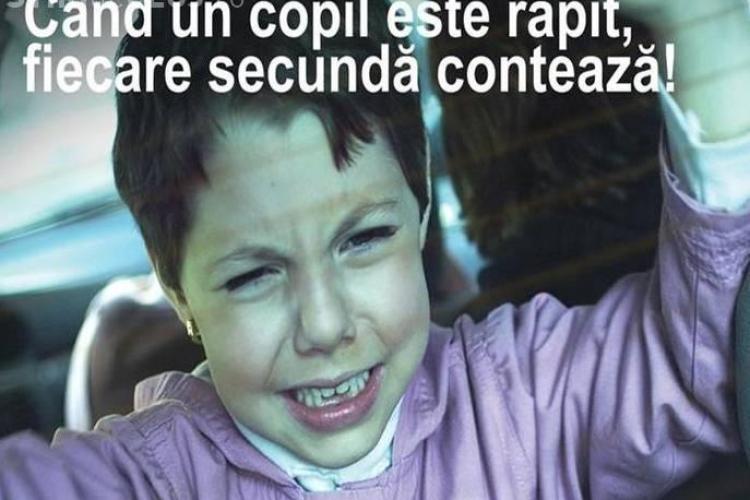 Sistem de alerta a populatiei in cazul rapirii unui copil!
