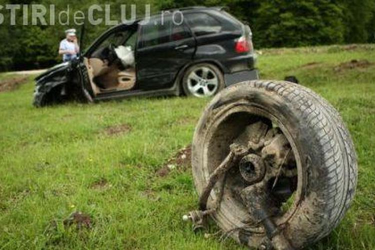 Accident mortal in apropiere de Salina Turda! Un tanar de 19 ani a decedat
