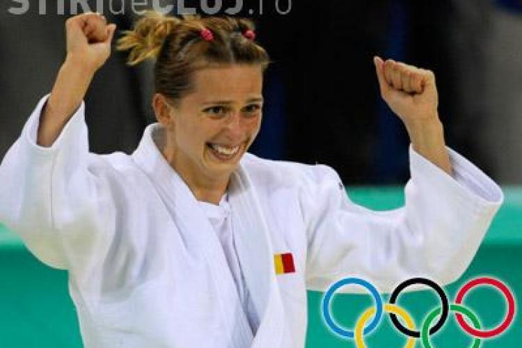Alina Dumitru, aur la Campionatele Europene de Judo de la Istanbul