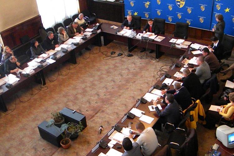Fostii presedinti ai Consiliului Judetean Cluj au devenit cetateni de onoare ai judetului Cluj