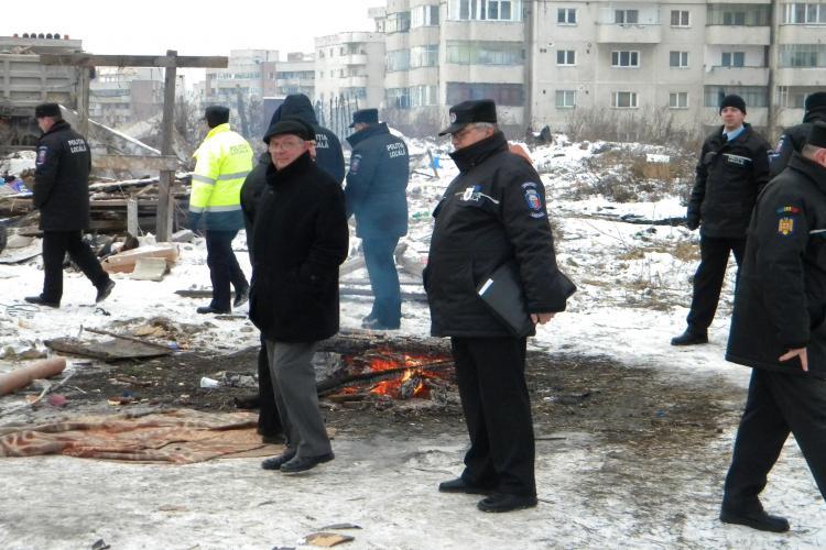 O facultate ortodoxa si doua camine vor fi construite pe strada Coastei, in locul colibelor de tigani - VIDEO