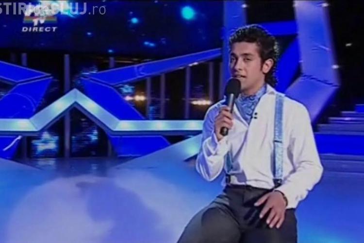 Valentin Dinu a cucerit pe toata lumea in finala Romanii au talent - VIDEO