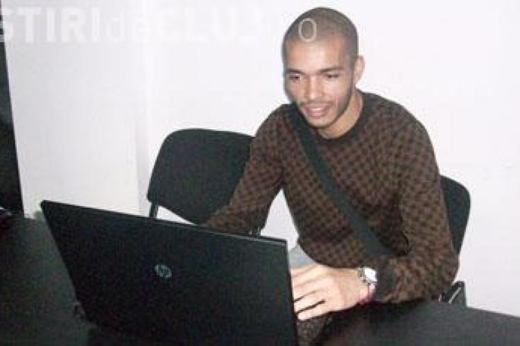 Nasser Menassel pe chat cu suporterii U Cluj: Sper ca la anul sa putem ajunge in cupele europene