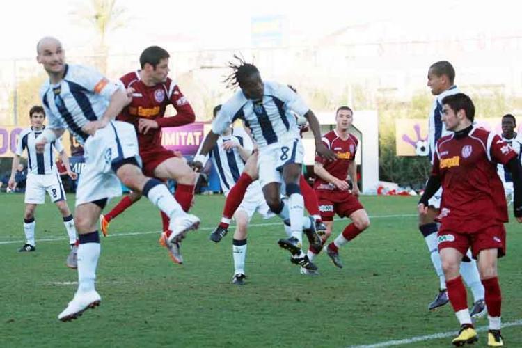 CFR Cluj-FC Vaslui 1-0 Cadu inscrie din penalty VIDEO