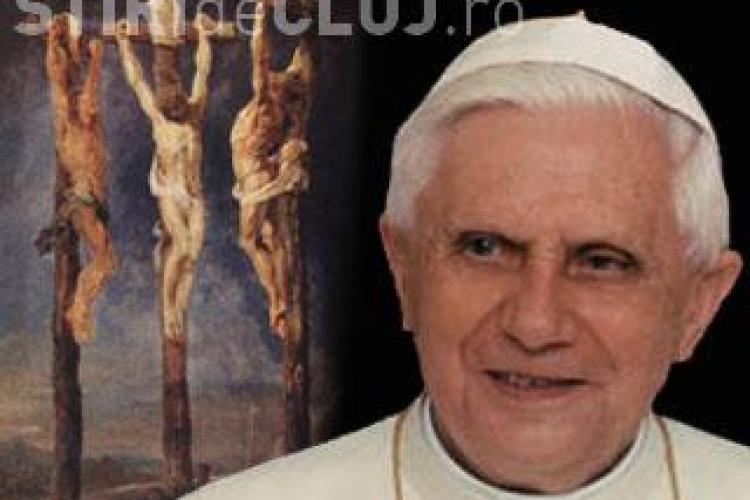 O fetita de sapte ani l-a lasat fara raspuns pe Papa Benedict intr-o emisiune televizata