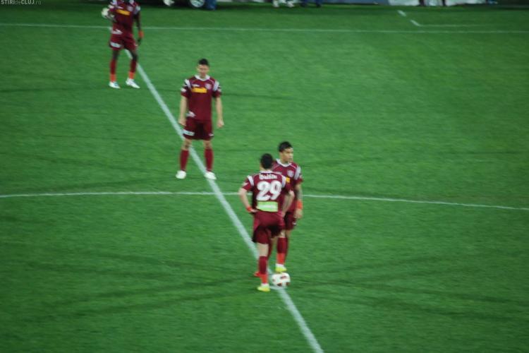 LIVE TEXT Unirea Urziceni - CFR Cluj 1-3 VEZI golul lui Batin