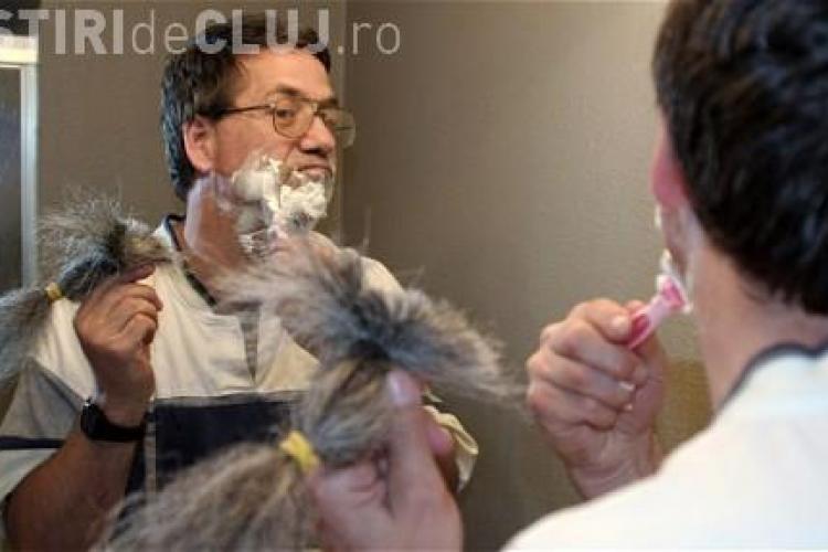 Un profesor din SUA care a jurat ca nu isi taie barba pana cand Bin Laden nu e prins a rasuflat acum usurat FOTO