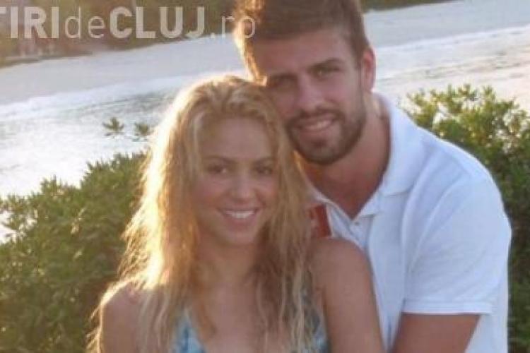 Shakira si-a intrerupt un concert pentru a spune ca a inscris Barcelona