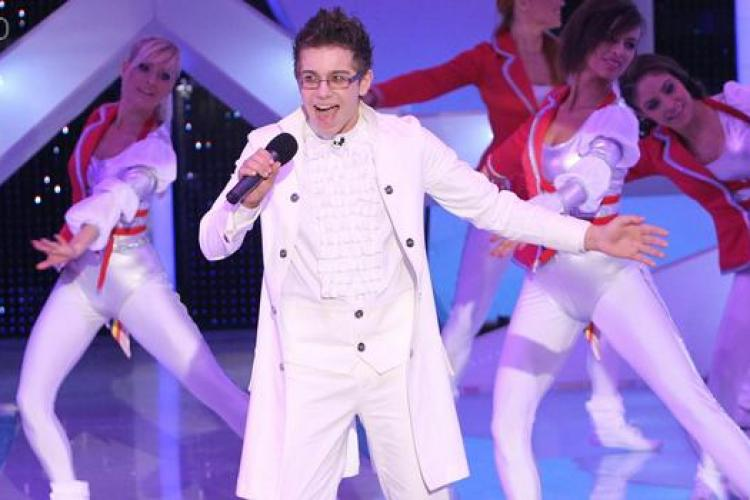 "Narcis Ianau: ""Vreau sa concurez la Britain's Got Talent!"""