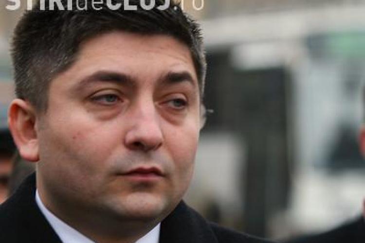 Presedintele Consiliului Judetean Cluj, Alin Tise, acuzat ca face jocurile UDMR de dragul lui Emil Boc