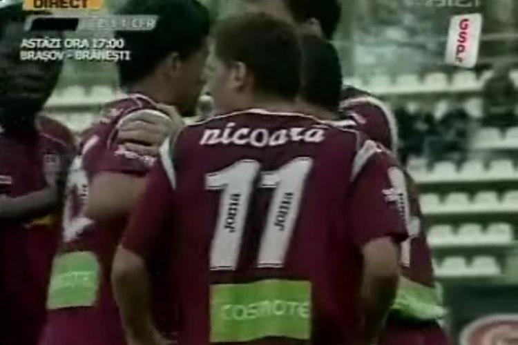 Gol Viorel Nicoara! Unirea Urziceni - CFR Cluj 1-1 - VIDEO