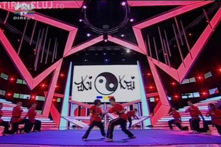 Akikai, spectacol in finala Romanii au talent - VIDEO