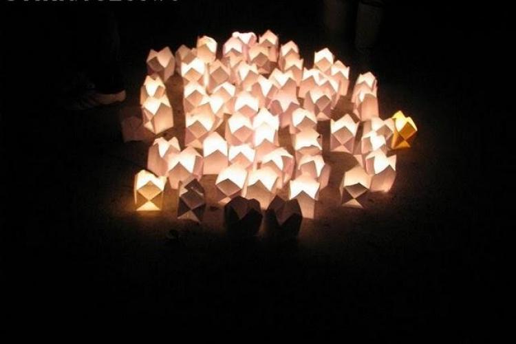 Festivalul Luminii va avea loc in Parcul Babes, de la 21.30!