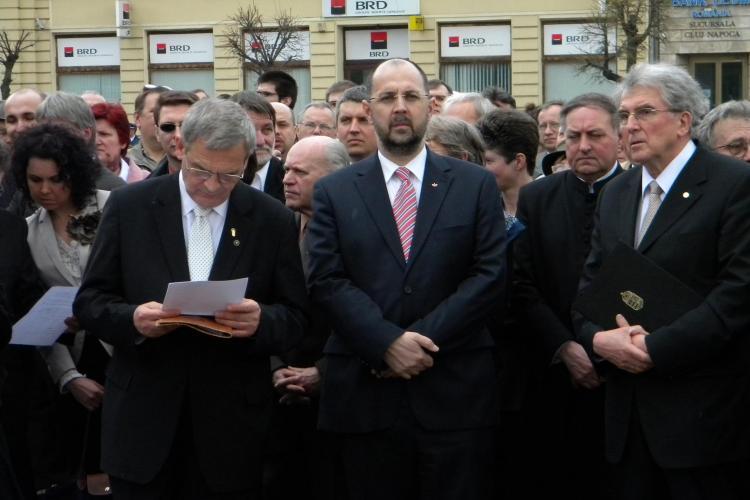 Partidul Popular Maghiar din Transilvania, inregistrat la tribunal