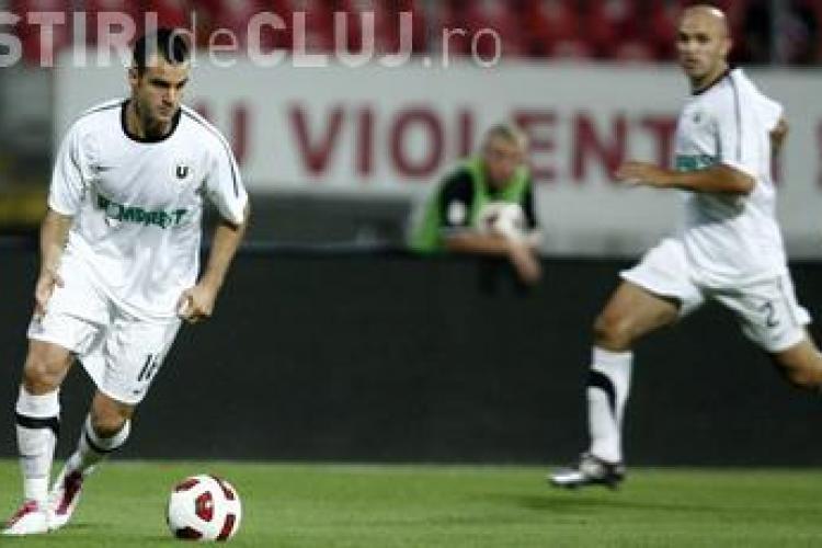 LIVE TEXT FCM Targu Mures - U Cluj 0-2 Gol Machado - FINAL