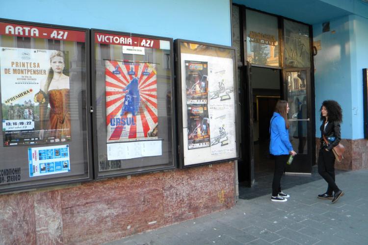 Cinema Victoria, inaugurat cu filmul Ursul, regizat de Dan Chisu - FOTO