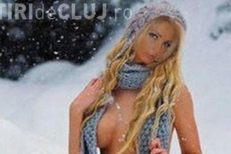 Cristi Bud, parasit de iubita pentru un fotbalist de la Barcelona FOTO