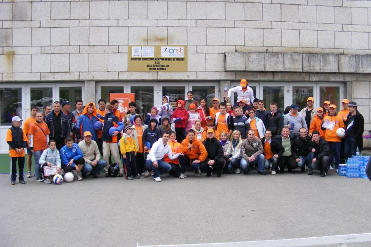 Cross-ul Europei, organizat de tinerii din PDL Cluj VEZI FOTO