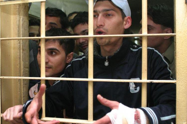 Medicii din penitenciarele din Romania si-au dat intalnire la Dej! VIDEO