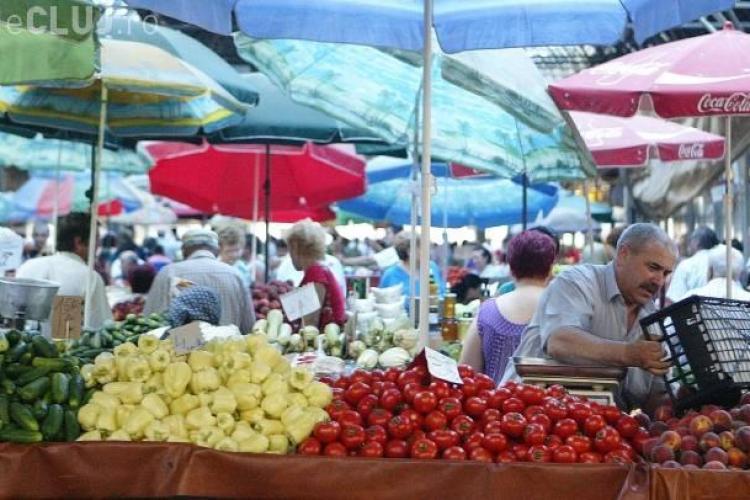 Piata agroalimentara noua in cartierul Manastur, exclusiv pentru producatori  VIDEO